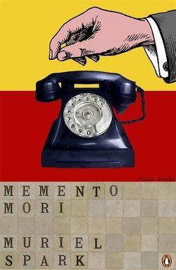 Memento Mori | Muriel Spark | Penguin | Peter Blake cover