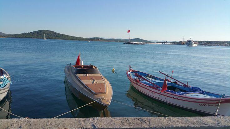 Balıkesir - Ayvalık - Cunda  Adası