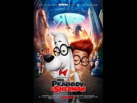{{Free}} Good Movies To Watch Mr  Peabody & Sherman Complete HD