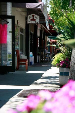Carlsbad Village (shopping and dining) - Carlsbad, CA