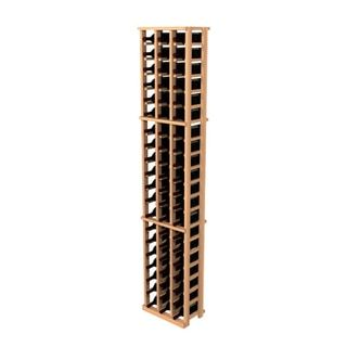 Traditional Redwood 3-Column Wine Rack - Free Shipping Today - Overstock.com - 14360257 - Mobile