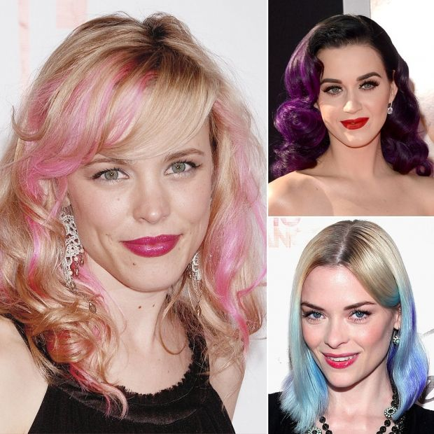 9 Non-Permanent Ways to Change Your Hair