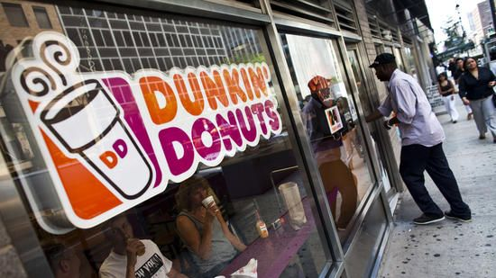 Dunkin' Donuts - Dunkin' Donuts to remove titanium dioxide from its powdered doughnuts. - ...the small size of nanomaterials makes it more likely to enter cells, tissues and organs and cause damage.