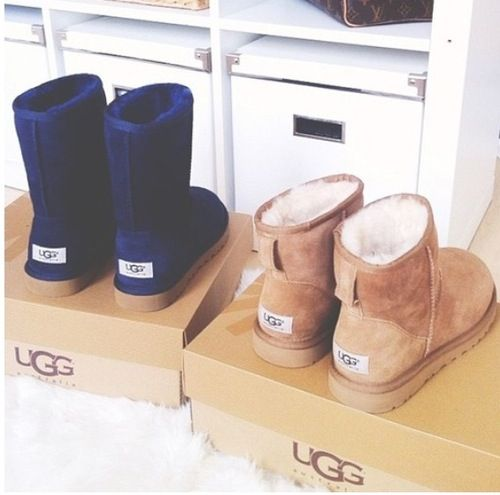 UGG Boots White Girl
