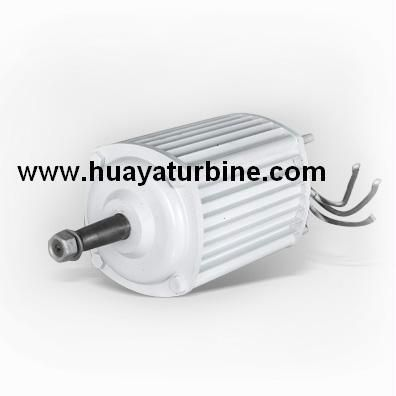 300w-50kw PMA-wind turbine accessory-Wind turbine manufacture-Shandong Huaya industry co.,ltd- wind turbine generator manufacture