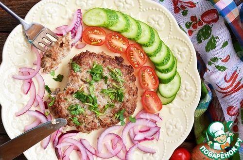 Плескавица - кулинарный рецепт