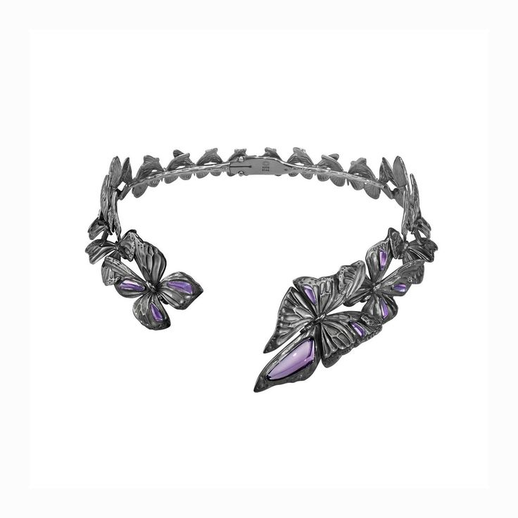 Jordan Askill for Georg Jensen butterfly necklace