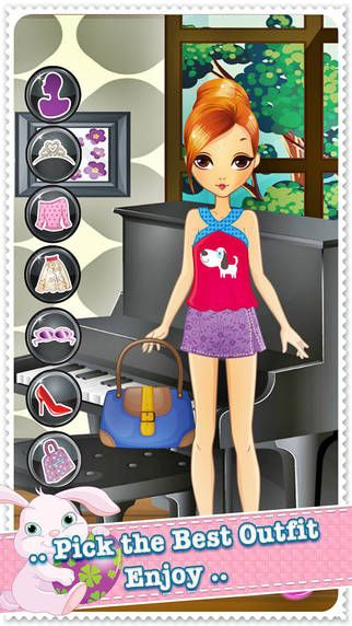 Pretty Girl Celebrity Dress Up Games - The Make Up Fairy Tale Princess For Girls by pisan kemthong