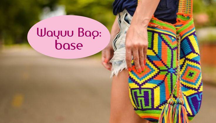 Neste vídeo eu mostro como fazer a base da bolsa wayuu em crochê. Blog:…