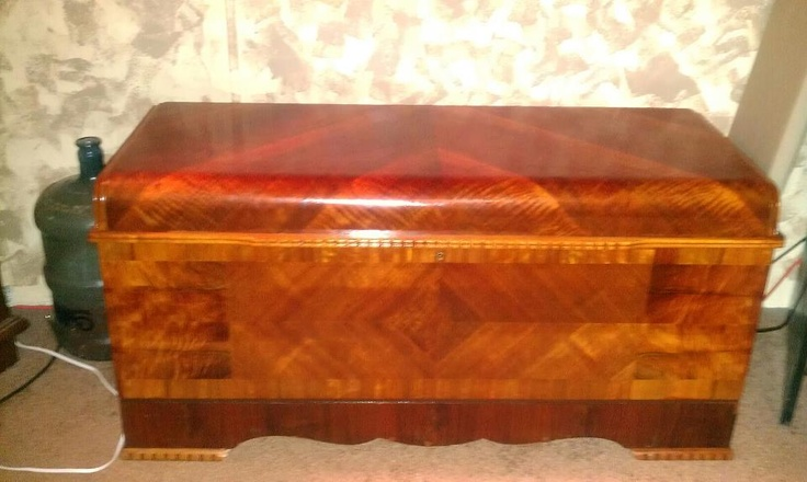 My 1944 Lane Cedar Chest Lane Cedar Hope Chests