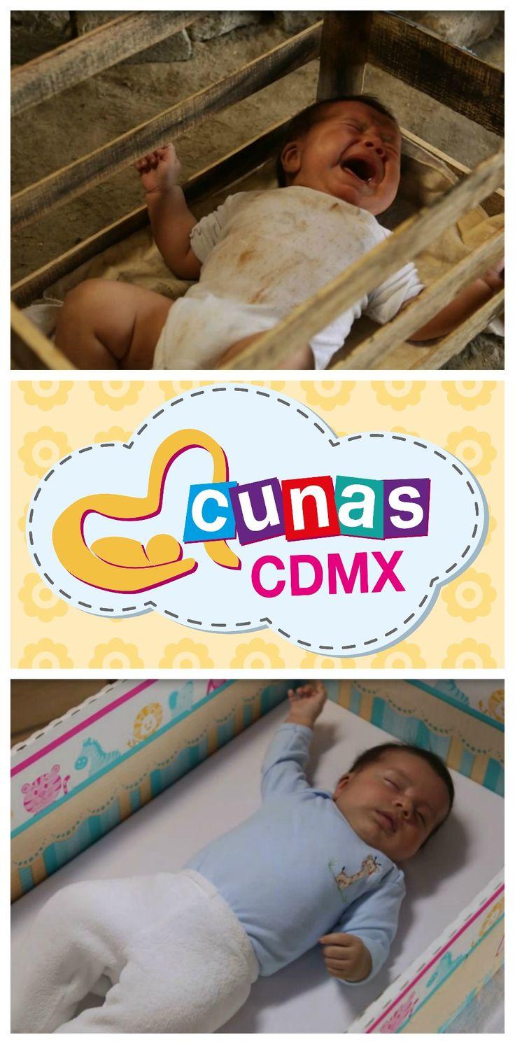 La seguridad para el descanso y protección de tu bebé es fundamental #CunasCDMX #cunas #bebes #felices #bebesfelices