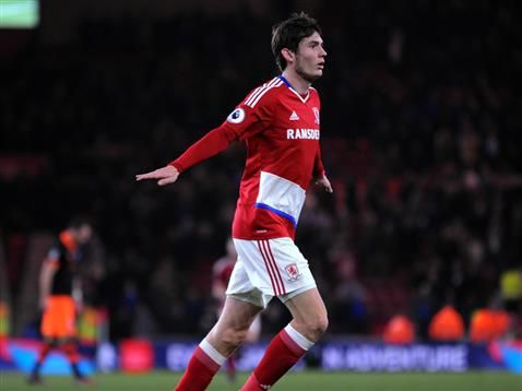 Middlesbrough FC midfielder Marten de Roon reflects on goalscoring performance in FA Cup win against Sheffield Wednesday