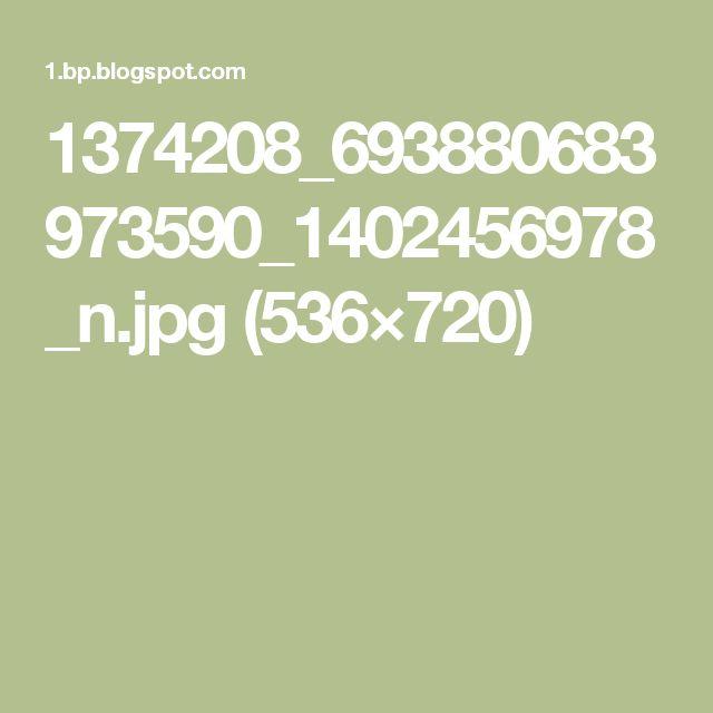 1374208_693880683973590_1402456978_n.jpg (536×720)
