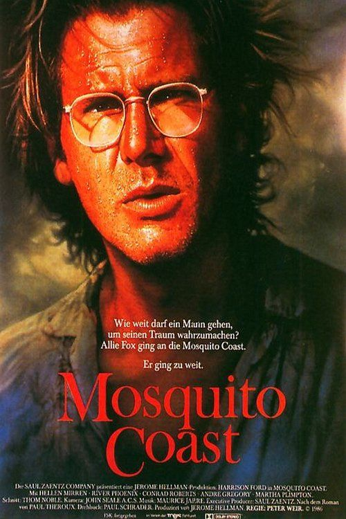 Best 25+ Mosquito coast ideas on Pinterest The mosquito coast - presumed innocent full movie