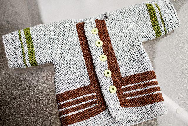 Ravelry: Baby Surprise Jacket pattern by Elizabeth Zimmermann   without hood