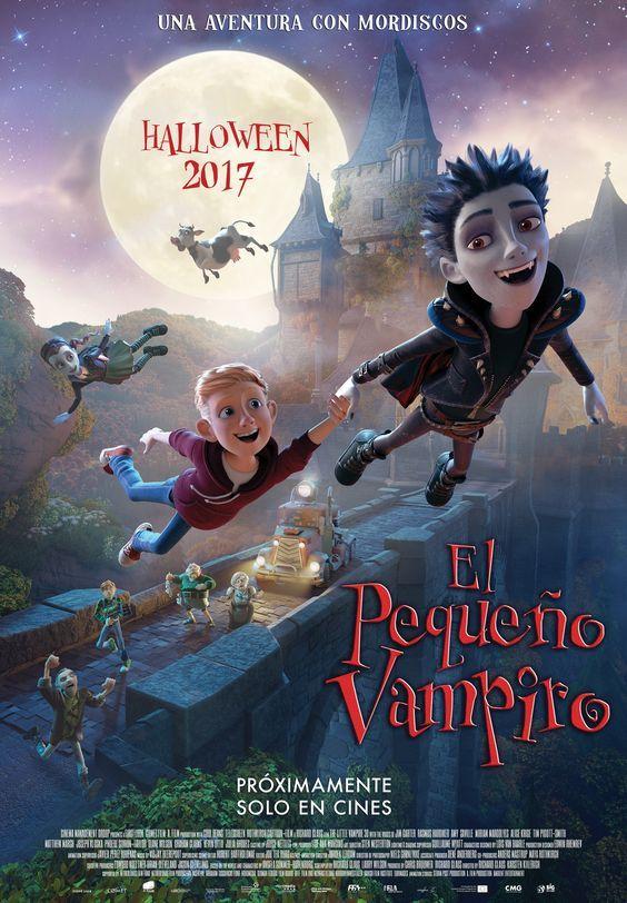 El Pequeno Vampiro 2017 The Little Vampire 3d De Richard Claus Karsten Kiilerich Tt4729560 Vampiro Peliculas De Terror Libros De Cine