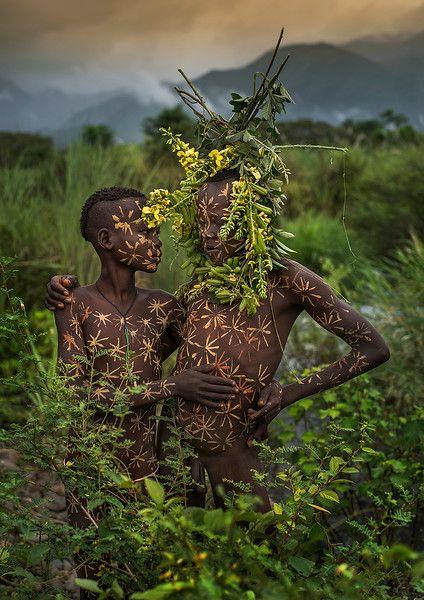 всё понял секс диких племен африки фото вторая