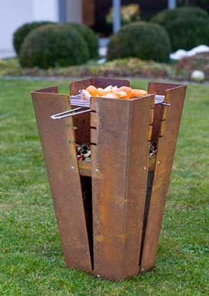 1000 ideen zu rostiges metall auf pinterest rostrot for Metallskulpturen garten
