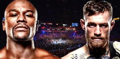 SarmadTalks: Floyd Mayweather VS Conor McGregor | Epic Fight