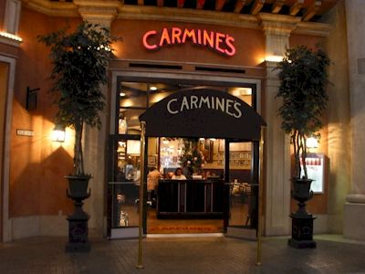 A New York City Insution Carmine S Was Created With The Goal Of Presenting Every Meal Atlantic Restaurantsthe