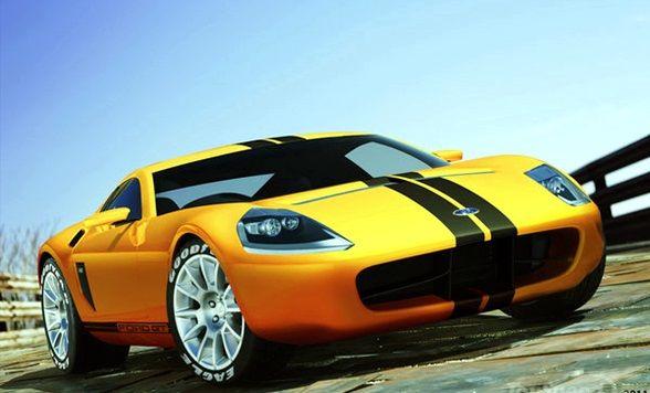 2015 Ford GT40: The Newest Futuristic Car - 2015carspecs.com