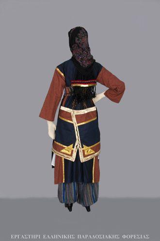 Εργαστήρι Ελληνικής Παραδοσιακής Φορεσιάς