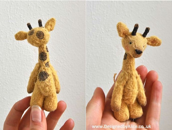 Giraffe, Designed by Alice