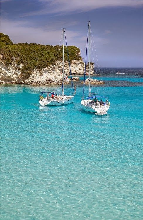 Antipaxos, Greece | Incredible Pictures