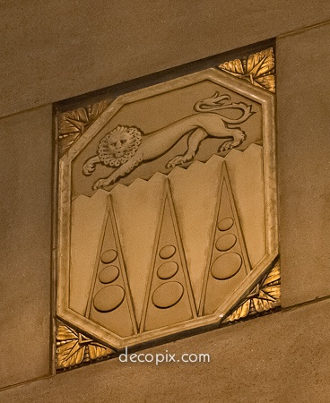 Detail, Bank of Montreal, Ottawa, Canada