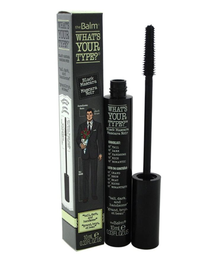 Take a look at this What's Your Type? Tall, Dark & Handsome Mascara today!