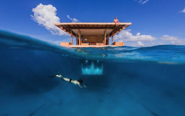 Underwater Hotel in Tanzania Added to Bucket List