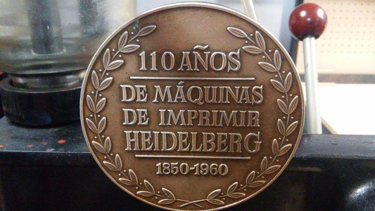 Heidelberg 110 años. Maquinas de imprenta. #Dimpresionalbir #Imprenta #Imagencorporativa  #calidad #Unicos