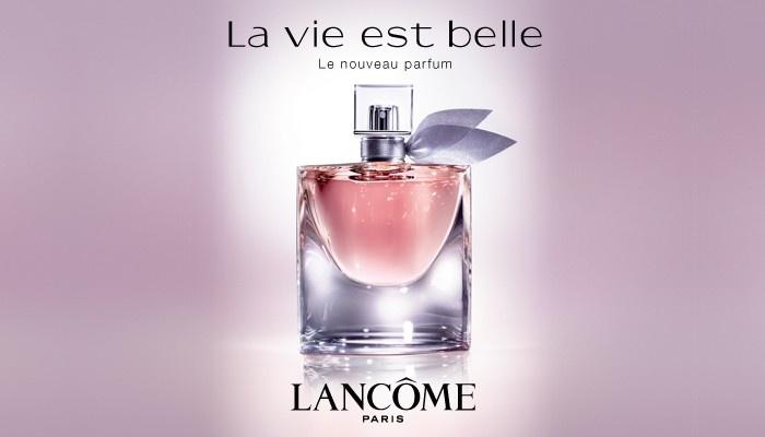La vie est belle von #Lancôme: Genießen Sie Ihr Leben, denn das Leben ist schön und lebenswert! » Point-Rouge Magazin