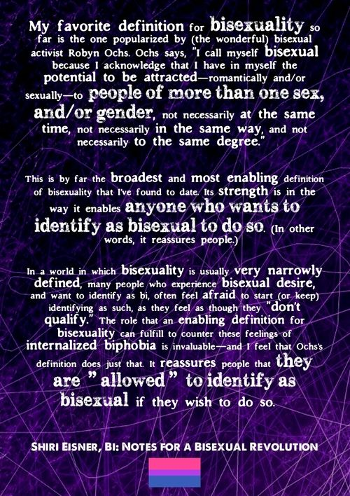 I Am Bisexual Quotes Best 25+ Bisexu...