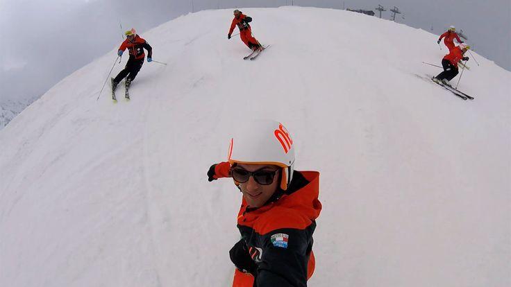 Snowboard + #StonexCam = adrenalina pura Emoticon like Grazie a Snow School Camparient per questo splendido video