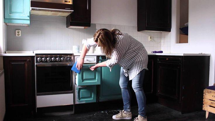 1000 Images About Chalk Paint Decoratieve Verf Van