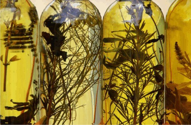 Receita de 11 Azeites Aromatizados      Fonte da imagem: vinhosdaespanha.com   nossa!!   Os azeites aromatizados são ótimas opções para da...