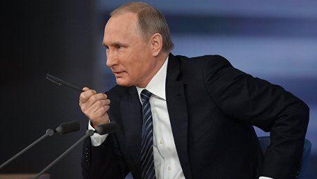 Путин заявил, что его дочери не занимаются бизнесом и политикой