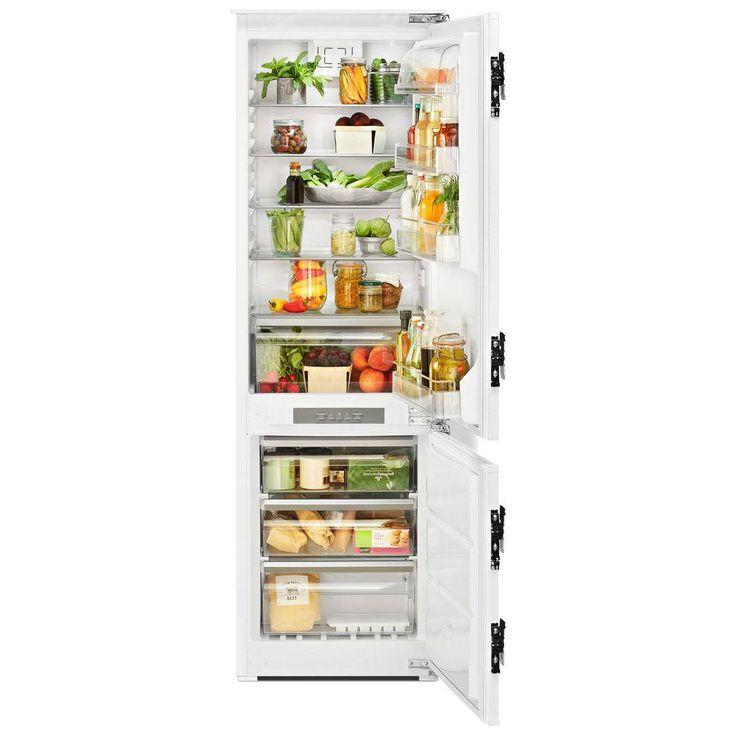 Kitchenaid 10 cu ft builtin bottom freezer refrigerator