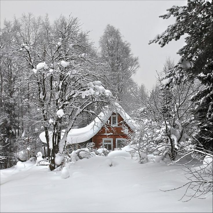 my winter vacation home