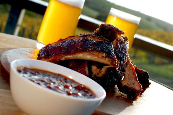 Sweet And Spicy BBQ Pork Ribs - Weber