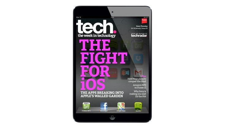 tech. magazine reveals the apps breaking into Apple's walled garden | This week's issue of tech. looks at apps and services that are giving Apple a run for its own money. Buying advice from the leading technology site
