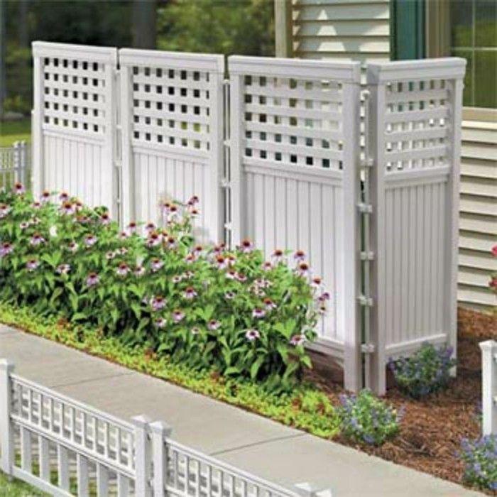 Paravent De Jardin Plus De 50 Idees Orginales Archzine Fr Paravent Jardin Paravent Exterieur Jardins