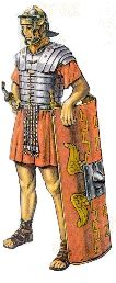 Hoe heetten deze romeinse soldaten?