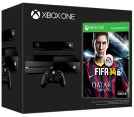 Xbox One Day One Edition with FIFA 14 @ GAME