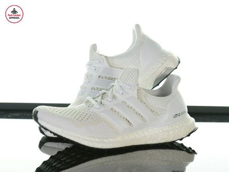 adidas ultra boost all white foot locker
