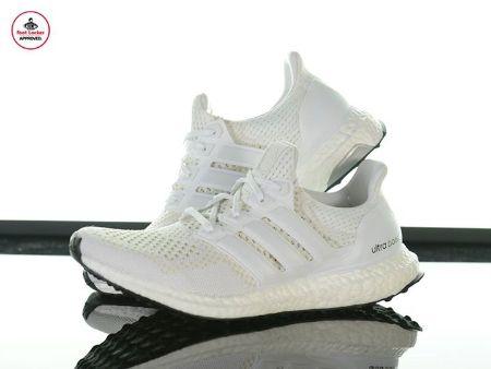 adidas ultra boost all white foot locker