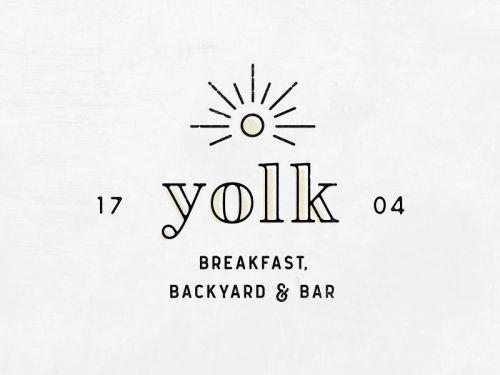 Yolk Logo - Upcoming Restaurant in Oklahoma City...
