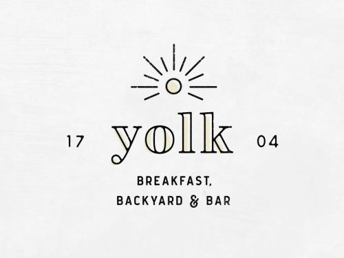 Yolk Logo - Upcoming Restaurant in Oklahoma City...