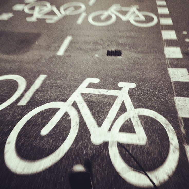 #bikepath #denmark #purefix #purecity